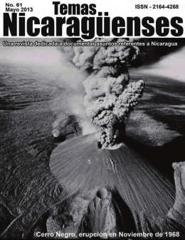 61 - Revista de Temas Nicaragüenses