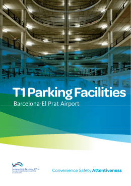 Folleto parking T1 INGL_2012.indd