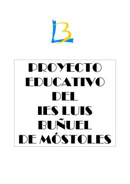 Proyecto Educativo del IES Luis Buñuel