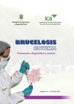 Brucelosis bovina - Instituto Colombiano Agropecuario