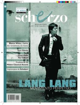 Scherzo 248 - Enero 2010