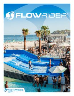 Catálogo de Productos FlowRider