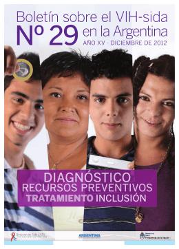 AÑO XV – NÚMERO 29 – DICIEMBRE de 2012 1