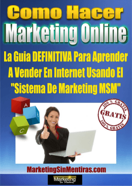 1 MarketingSinMentiras.com