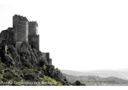 Paseo Geológico por Badajoz.