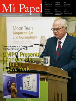 CMPC Presenta Lágrimas de Luna en Nueva York