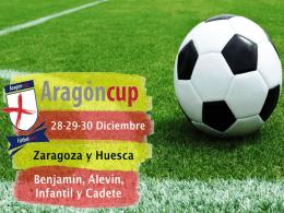 Aragón Cup 2015 - Dossier Informativo