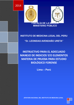 instituto de medicina legal y ciencias forenses