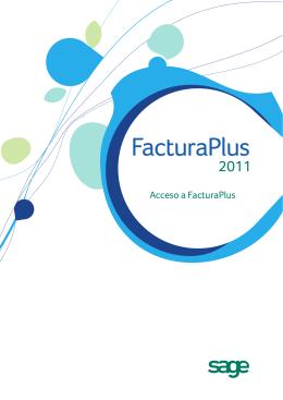 Acceso a FacturaPlus