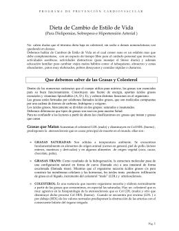 Dieta Nueva - CM Bahia Blanca