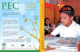 Número 5 - Programa Escuelas de Calidad