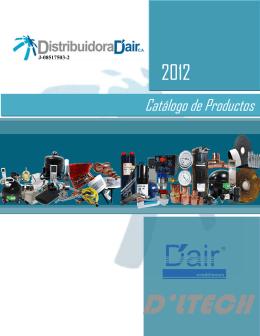 Catálogo de Productos Año 2012 - Equi