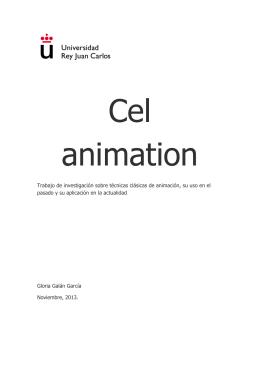Cel Animation