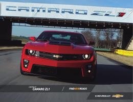 CAMARO ZL1 - Chevrolet