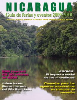 Ferias y Eventos de Nicaragua 2009 - 2010