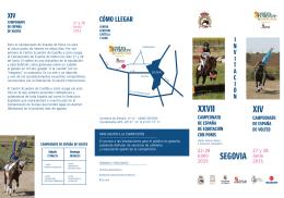 Descargar INVITACIÓN - Real Federación Hípica Española