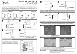 ARCTIC F8 / F9 / F12 (Pro) PWM