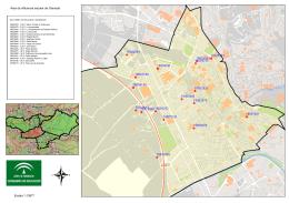 Mapa ESO-Bachillerato Curso 2013 2014