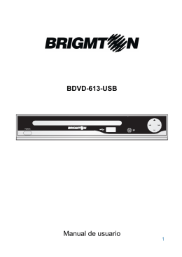 IM BDVD-613-USB