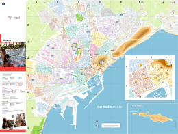 Plano de Alicante - Comunidad Valenciana