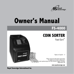 FS-4000 - Royal Sovereign