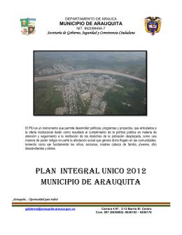 municipio de arauquita