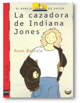 La Cazadora De Indiana Jones