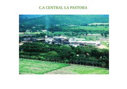 Informe Social de C.A. Central La Pastora
