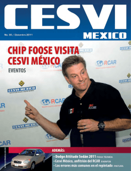Revista 30 - Autobody Magazine