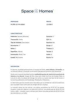 PROPIEDAD PRECIO PILOÑA-2D-VTA-00093