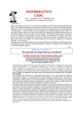 informativo CNPC