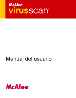 Manual del usuario en formato PDF
