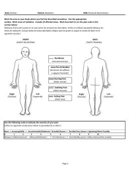 Page 1 Date (Fecha) : Patient (Nombre)