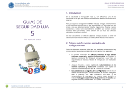 Guía reducida - Universidad de Jaén