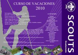 CURSO DE VACACIONES - Escuela Virtual para Padres y Madres