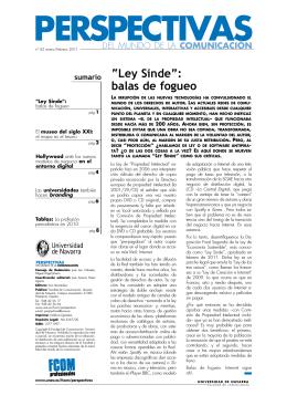 """""""Ley Sinde"""": balas de fogueo"""
