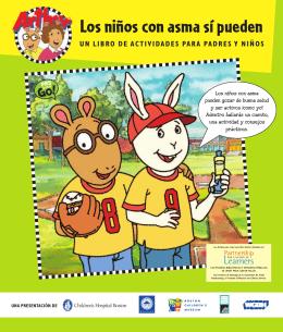 Los niños con asma sí pueden