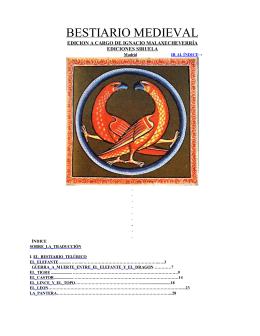bestiario medieval - Inspirado en la obra de J.R.R Tolkien y diversos