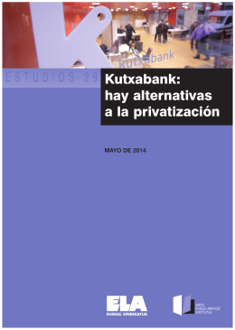 E29 Kutxabank Cast