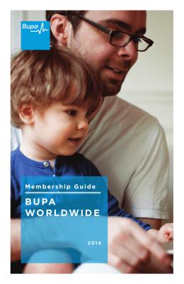 BUPA WORLDWIDE