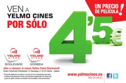 POR SÓLO - Yelmo Cines