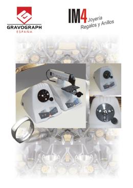 una máquina especialmente diseñada para la joyería y los artículos