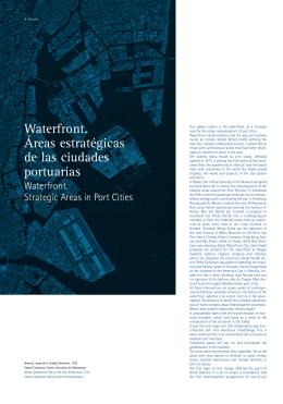 Waterfront. Áreas estratégicas de las ciudades portuarias