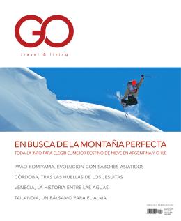 en busca de la montaña perfecta - Revista GO