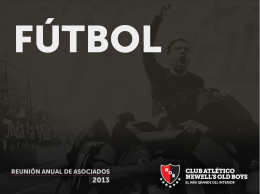 Descargar  - Club Atlético Newell`s Old Boys
