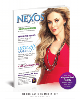 NEXOS LATINOS MEDIA KIT