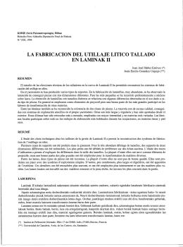 kobie_21_LA FABRICACION DEL UTILLAJE LITICO TALLADO EN
