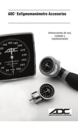ADC® Esfigmomanómetro Accesorios