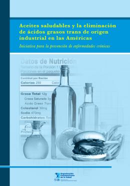 Aceites saludables y la eliminación de ácidos