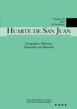 HuARTE DE sAn juAn - Universidad Pública de Navarra